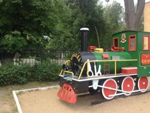 Іграшковий потяг в Мала Південно-Західна залізниця