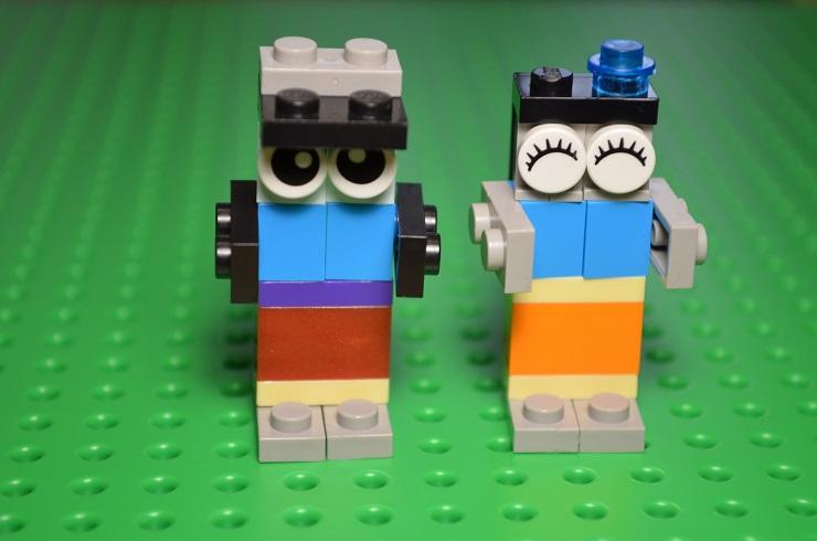 girl boy lego classic