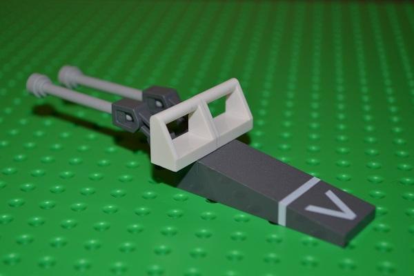 Spaceship lego