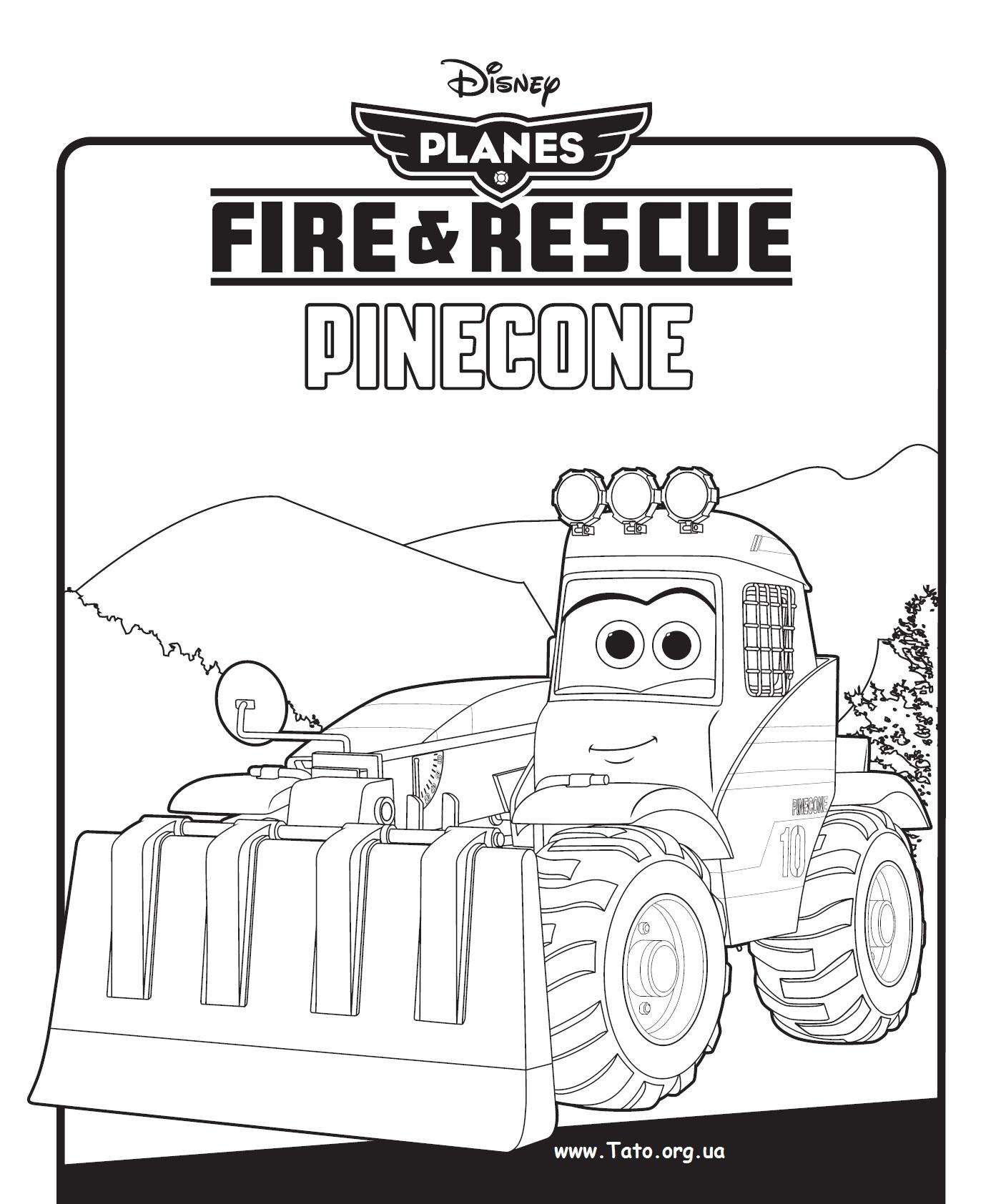 Pineconetatoorgua