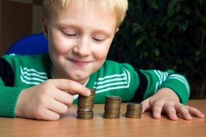 Інвестиції для дітей