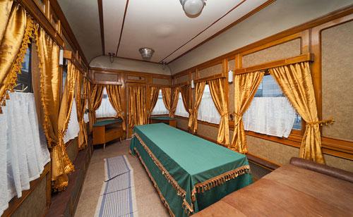 Train museum Kyiv 3 Музей потягів Київ