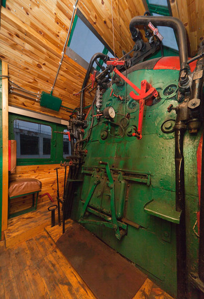 Train museum Kyiv 2 Музей потягів Київ