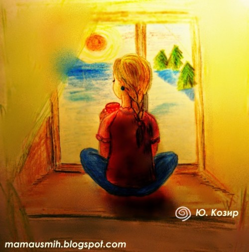 zahid_soncya_chay_sunset_window_yuliakozyr